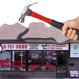 Smashing A Business