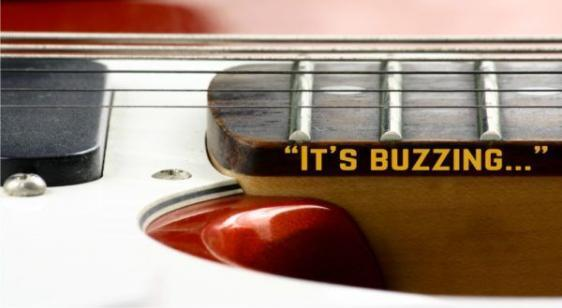 What Causes Fret Buzz, And What To Do About It.