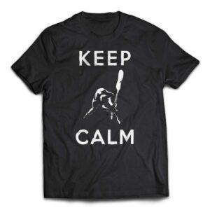 Keep Calm Smashing Bass T-Shirt