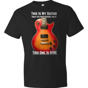 Guitar Niche Personalized T-Shirts
