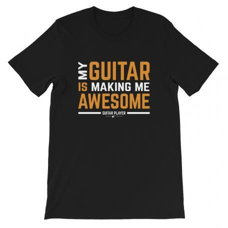 My Guitar Is Making Me Awesome