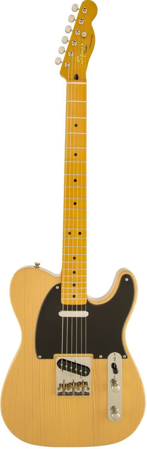 Squier Classic Vibe 50's Telecaster Electric Guitar by Fender