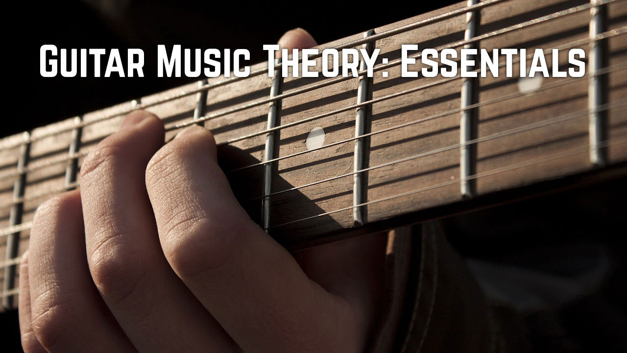Guitar Niche - Guitar Music Theory