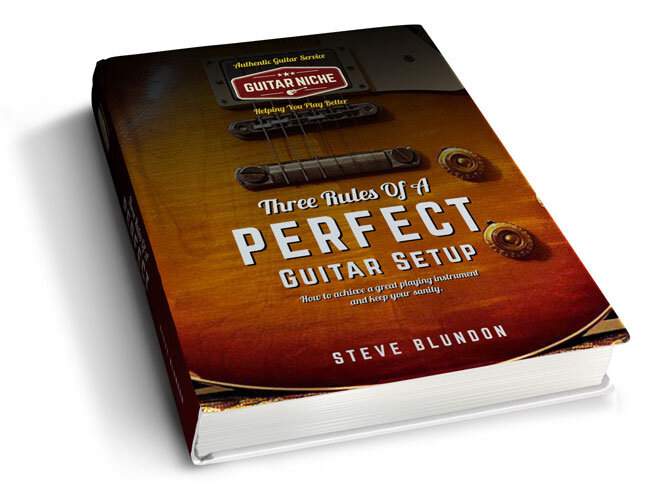 How To Setup A Guitar eBook
