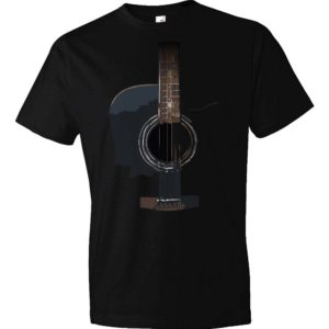 Awesome Acoustic Guitar T-Shirt