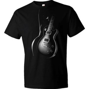 Awesome Gibson Les Paul Custom Design T-shirt