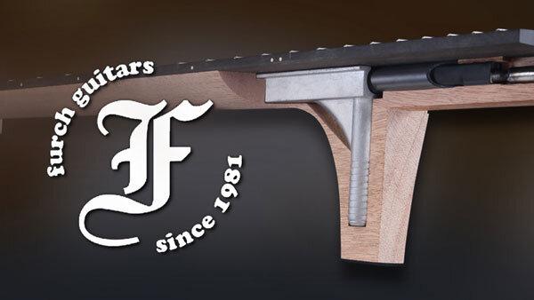 Furch Guitars Introduces a Revolutionary Neck Design