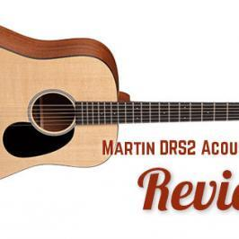 The Martin DRS2 Acoustic Guitar Review