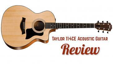 Taylor 114CE Acoustic Guitar Review