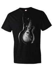 Awesome Les Paul Guitar T-Shirt