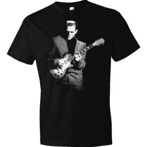 Frankenstein with Guitar T-Shirt