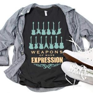Weapons of Mass Expression