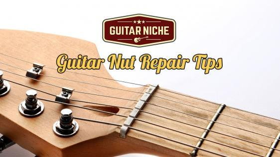 Guitar Nut Repair Tips