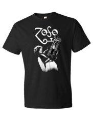 Jimmy Page Zoso Guitar T-shirt