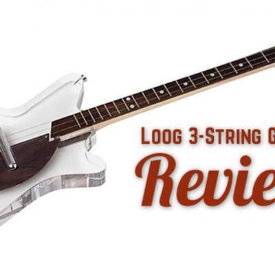 Loog 3 String Guitar Review