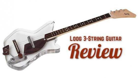 Loog 3-String Solid-Body Electric Lucite Guitar Review