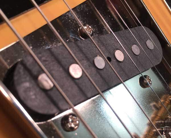 setting up a fender telecaster part 6 guitar niche
