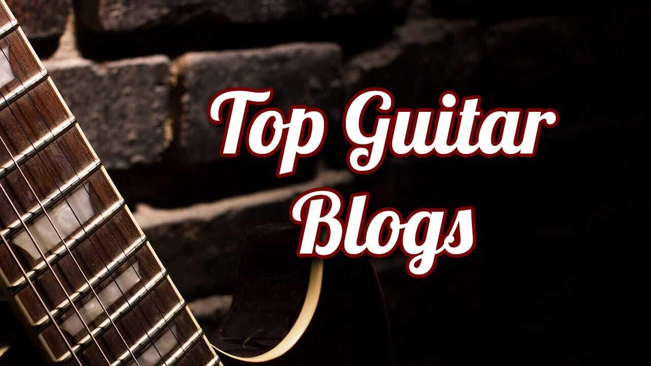 Top Guitar Blogs