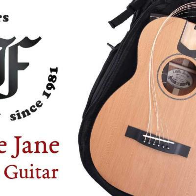 Little Jane Acoustic Travel Guitar from Furch
