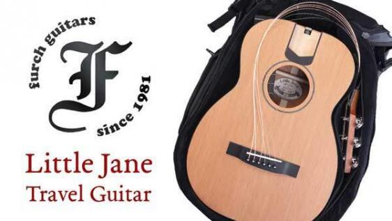 Furch Little Jane Guitar: Innovating Travel Technology