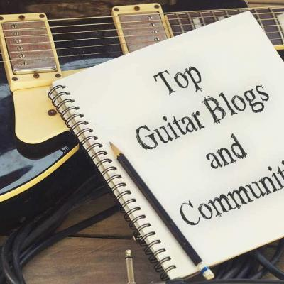 The Top Guitar Blogs and Communities