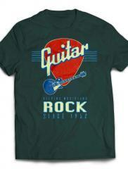 Awesome Guitar Helping Musicians Since 1952 Classic Rock T-shirt