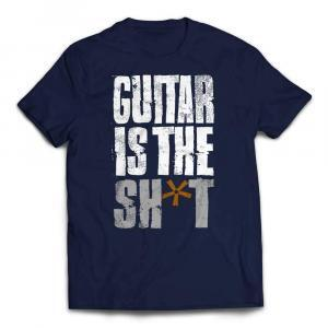 Guitar Is The Shit T-shirt - Navy