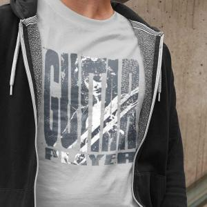 Jimmy Page Guitar Player Rock T-shirt