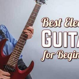 Best Electric Guitar For Beginners