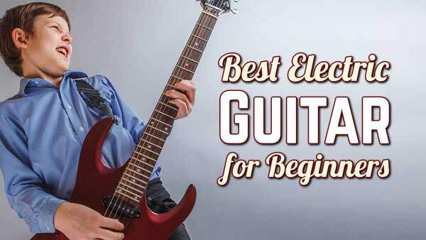 Best Electric Guitar for Beginners - GN