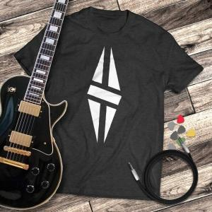Gibson Les Paul Custom Split Diamond Guitar T-shirt