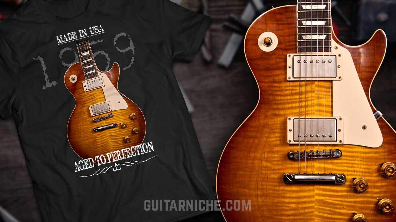 eabb950c Guitar T-Shirts and Other Fine Products | Guitar Niche