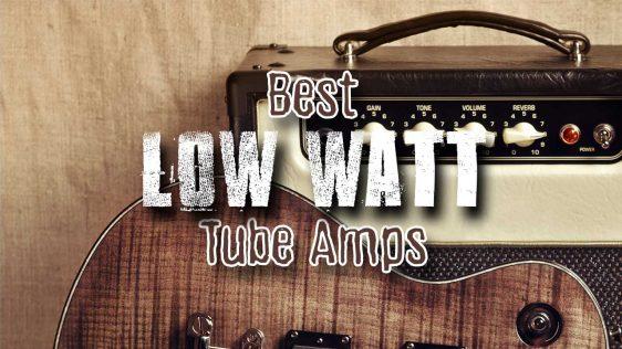 The Low Watt Tube Amps