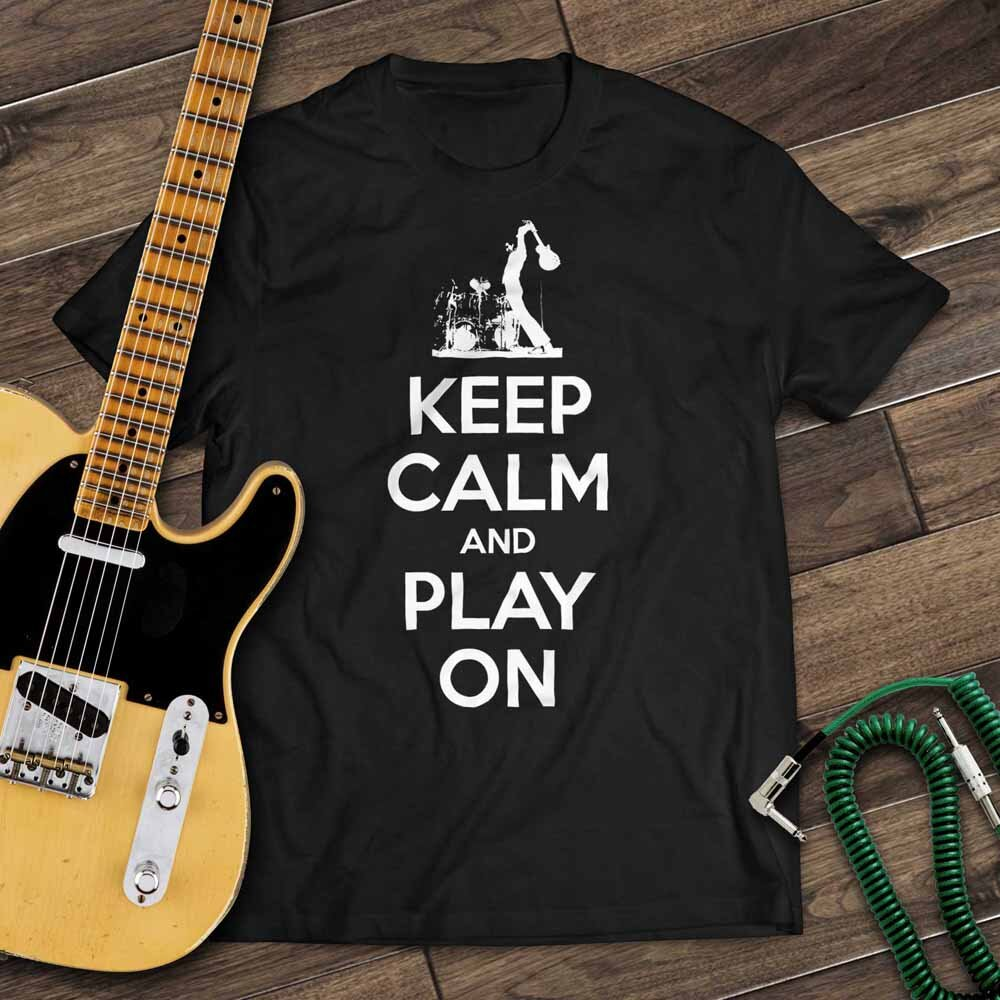 The Best Guitar T-Shirts!
