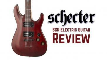 Schecter-C1-SGR Electric Guitar