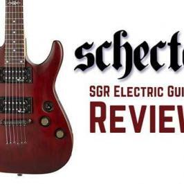 Schecter C-1 SGR Electric Guitar Review
