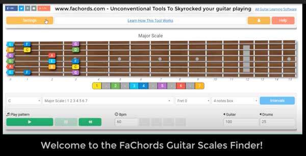FaChords Interactive Apps