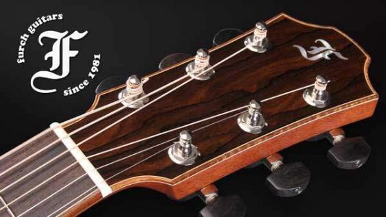 Furch Upgrades Its Portfolio of Acoustic Guitars