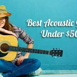 Best Acoustic Guitar Under $500 Buying Guide & Reviews