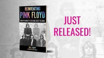 Reinventing Pink Floyd Book