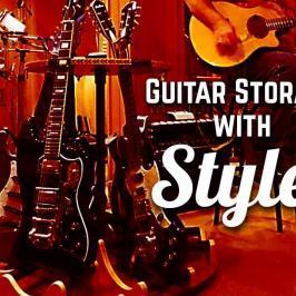 GuitarStorage.com Multi Stands