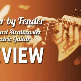 Squier by Fender Stratocaaster Review