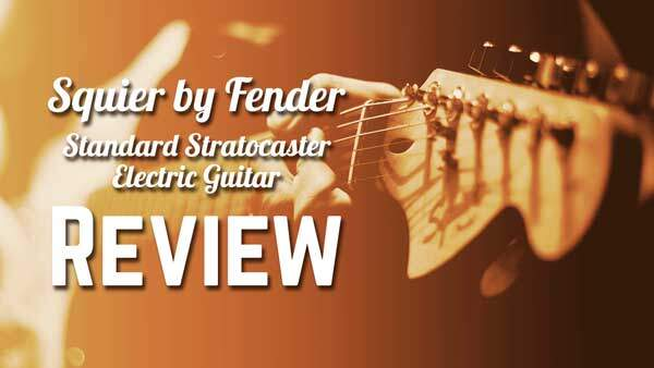 Squier by Fender Standard Stratocaster Electric Guitar Review