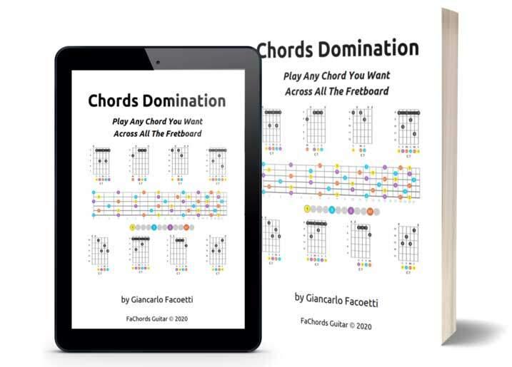 Chords Domination | Play Any Chord You Want Across All The Fretboard
