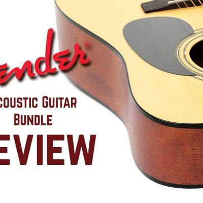 Fender Acoustic Guitar Bundle Review