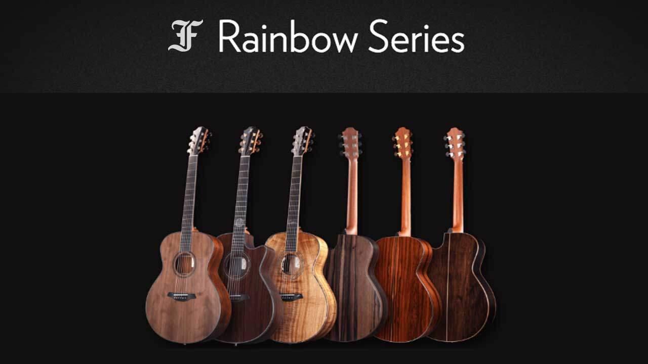Furch Rainbow Series