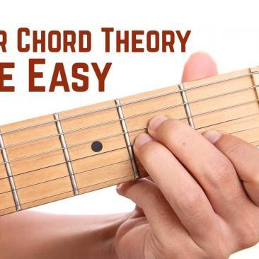 Guitar Chord Theory Made Easy