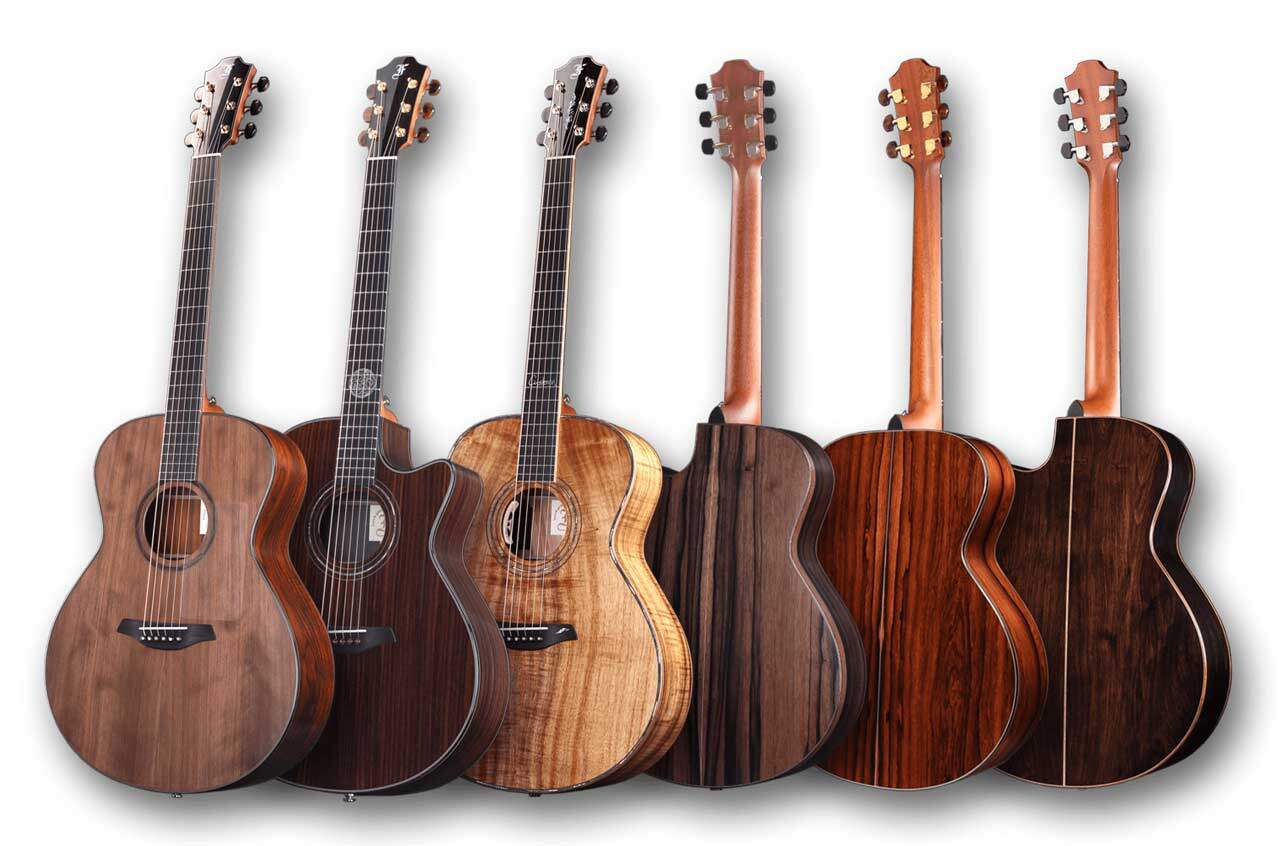 Furch Guitars Rainbow Series