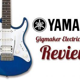 Yamaha Gigmaker EG Electric Guitar Pack Review