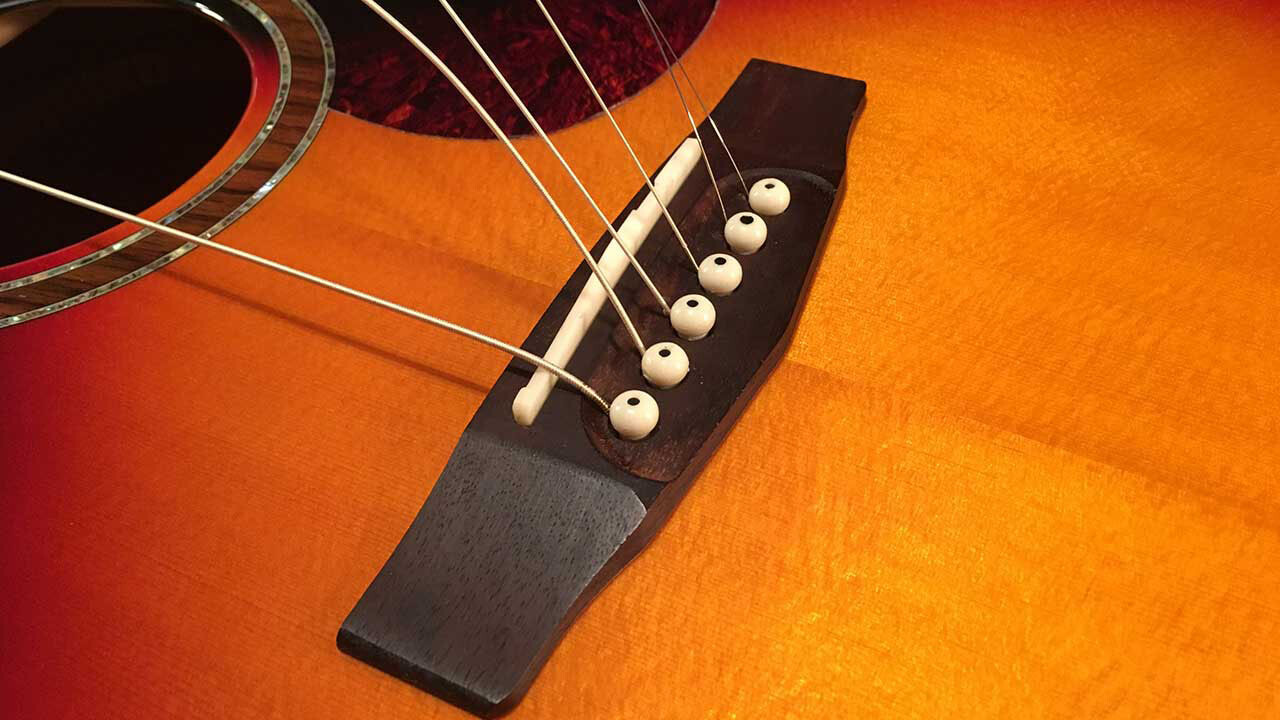 acoustic restring bridge